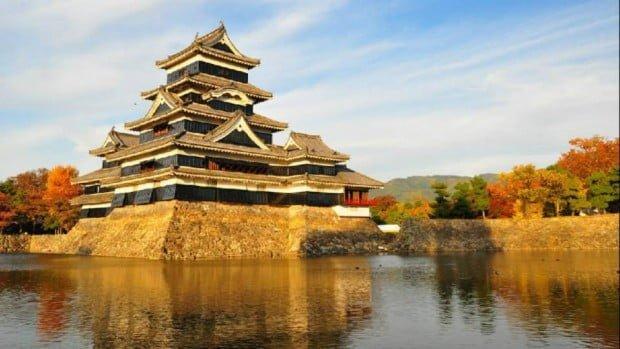 Lâu đài Matsumoto