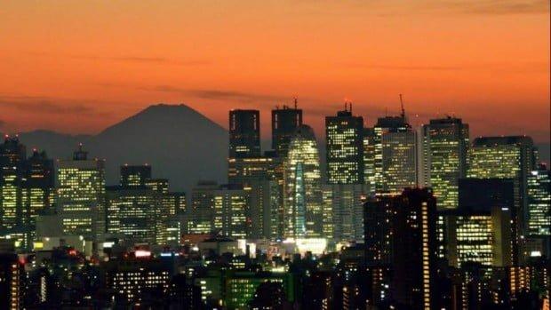 Tokyo hiện đại và hoành tráng