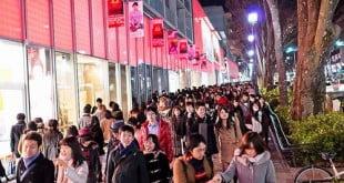 Các trung tâm mua sắm tốt nhất ở Tokyo