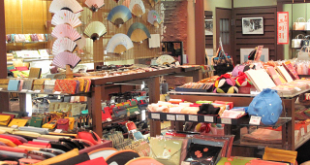 Đến đâu để mua những vật dụng truyền thống ở Nhật Bản