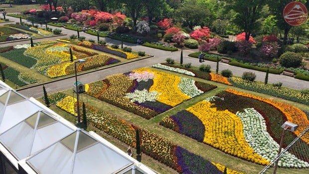 Gunma Flower Park