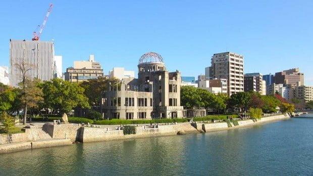 Thành phố Hirosima Nhật Bản