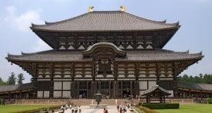 Cấu trúc đền chùa tại Nhật Bản