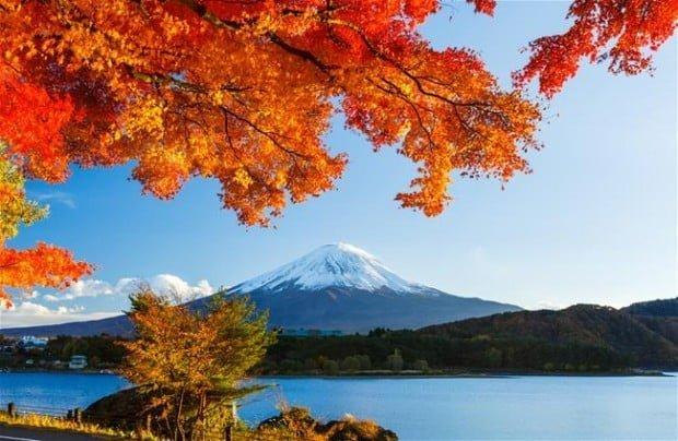 Núi Phú Sĩ - Biểu tượng của đất nước Nhật Bản