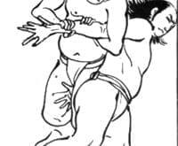 """Jujitsu – """"xương sống"""" của võ thuật Nhật Bản"""