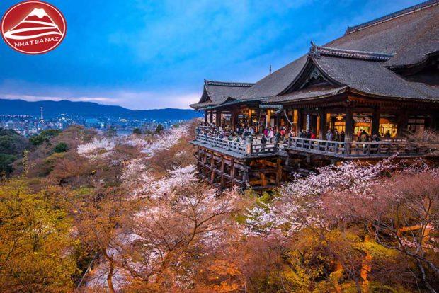 Chùa Thanh Thủy kiyomizu-dera