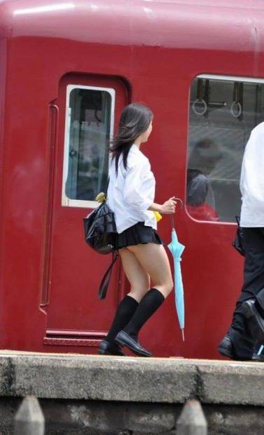 Cô gái Nhật bản: khêu gợi, không có nghĩa là dễ dãi