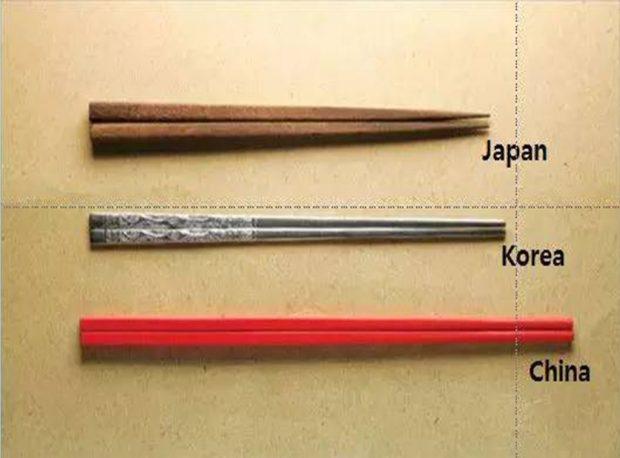Đũa Nhật Bản - Hàn Quốc - Trung Quốc