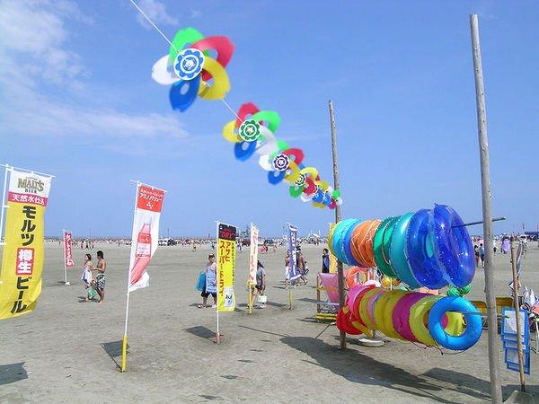 Mách bạn lý do người Nhật thích biển