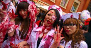 Lễ hội Halloween ở Nhật: ngọt ngào và rùng rợn