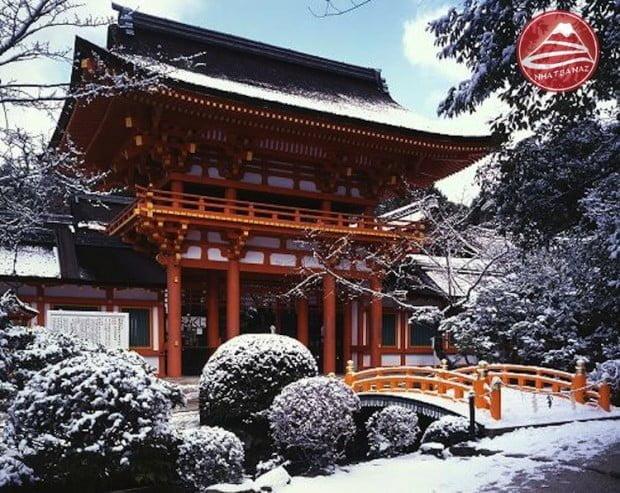 Kamigamo Shrine