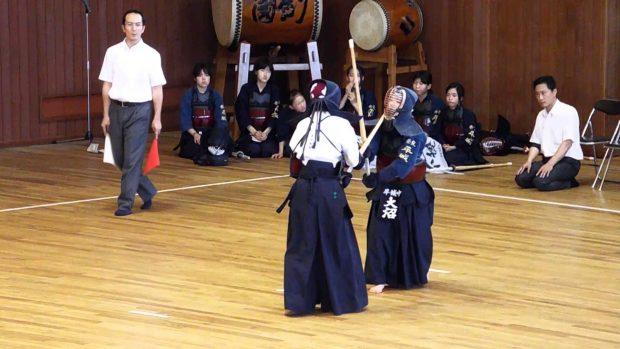 Thi đấu Kendo các trường ở Nara, Nhật Bản