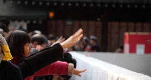 Lưu ý khi đi lễ Chùa ở Nhật Bản