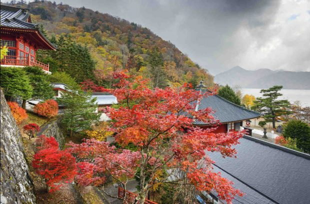 Nikko mộng mơ mùa lá đỏ