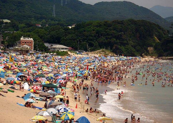 Mách bạn lý do người Nhật thích biển 5