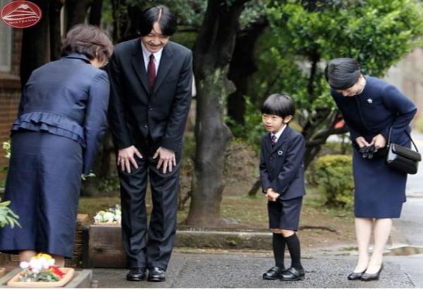 Văn hóa cúi chào ở Nhật