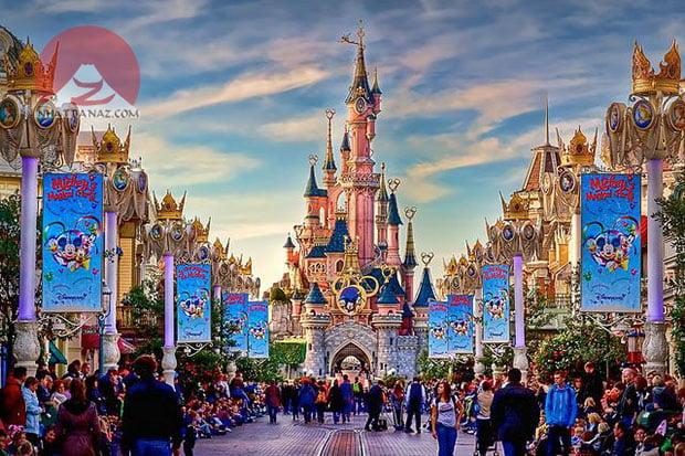 Công viên Disneyland Nhật Bản