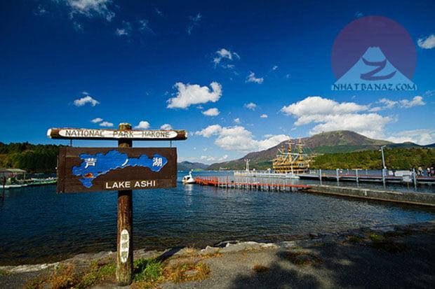 Hồ Ashi – Hakone