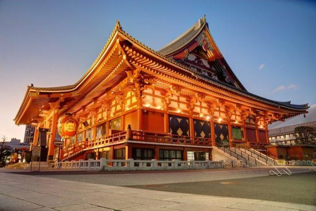 Du lịch Nhật Bản Tết dương lịch