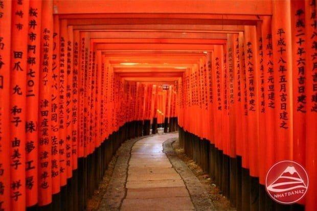 Đền Fushimi-Inari