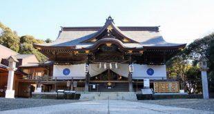 Đền Sakatsura Isosaki và thực hư việc trúng xổ số ?!!