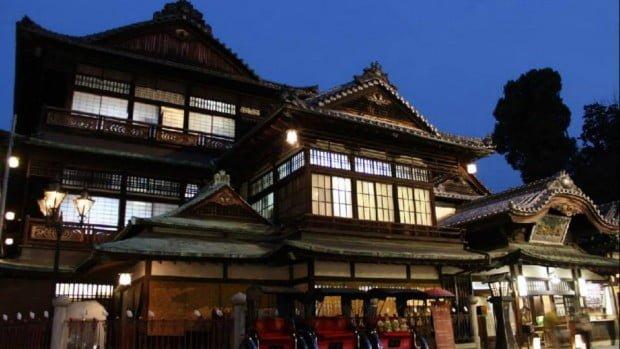Dogo Onsen, Matsuyama - Onsen cổ xưa nhất, 3000 năm tuổi