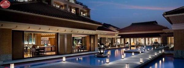 Không gian tráng lệ ở The Ritz-Carlton, Okinawa