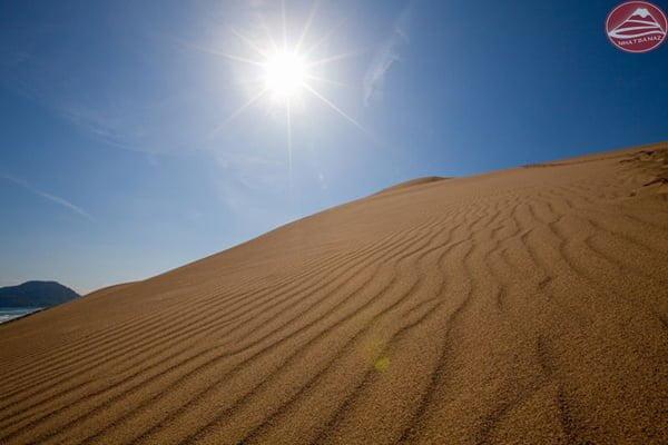 Hình ảnh đồi cát Tottori