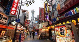 Khám phá ẩm thực ở Osaka