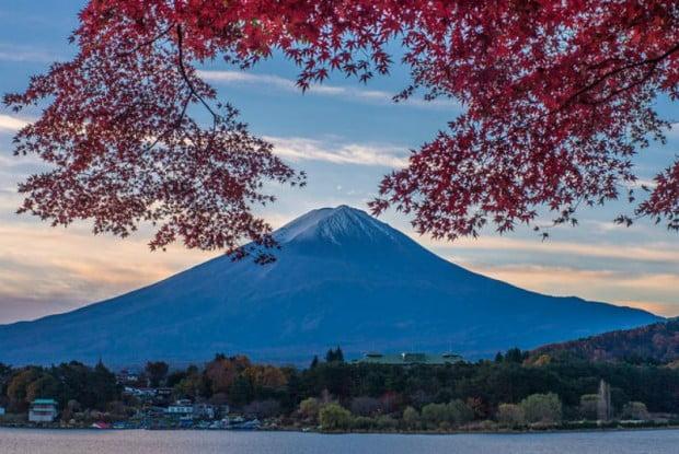 Hồ Kawaguchi - Fujikawaguchiko