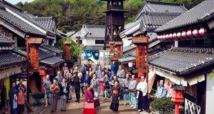 EDO WONDERLAND – Tận hưởng vẻ đẹp thời Edo