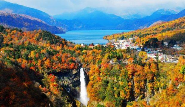 Nikko, Nhật Bản mùa lá đỏ