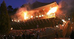 lễ hội nhật bản Omizutori