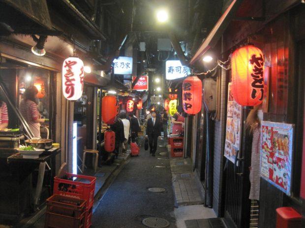 Omoide Yokocho – Tokyo