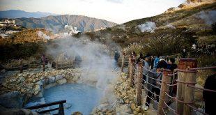 Thung lũng nước nóng Owakudani