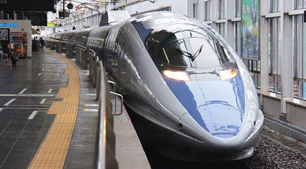 Tàu sắt cao tốc - Shinkansen
