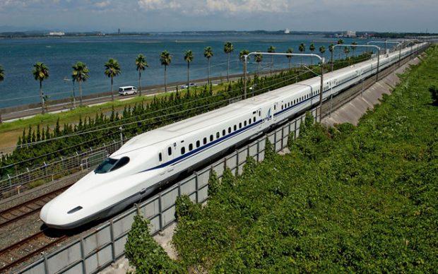 Đường sắt cao tốc tại Nhật