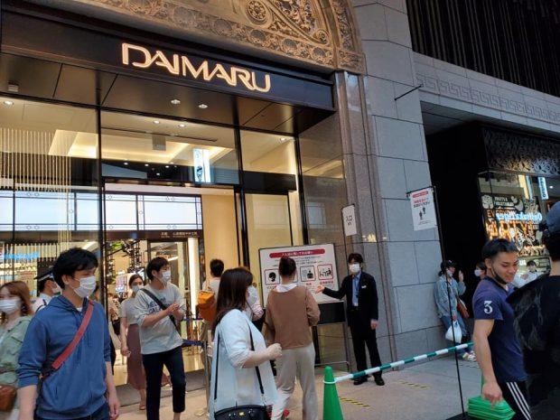 Cuộc sống tại Nhật Bản đang dần trở lại bình thường