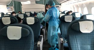 Chuyến bay giải cứu của Vietnam Airlines