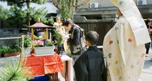 Tiết Thanh Minh theo truyền thống Nhật bản