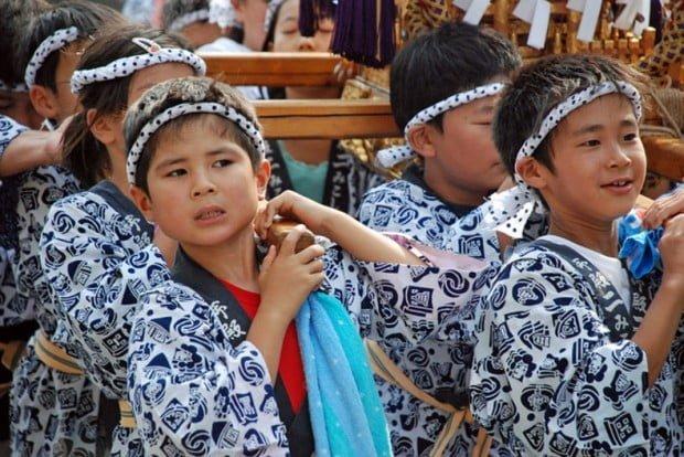 lễ hội mikoshi