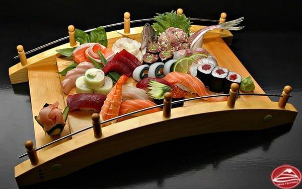 Sushi- Món ăn truyền thống của người Nhật