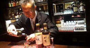 Men tình yêu trong những chai Nikka Whisky ngon nhất thế giới