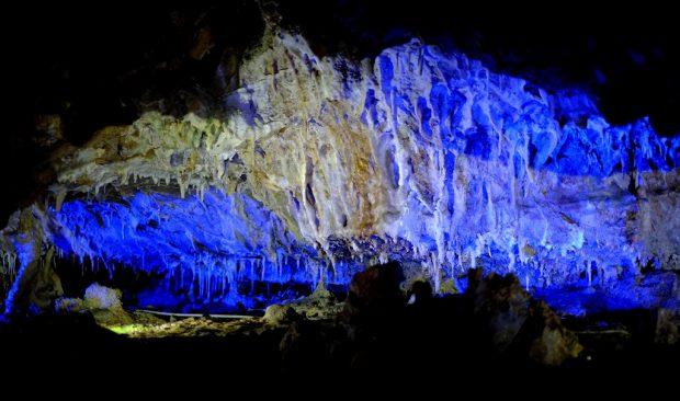 hang động Nhật Bản