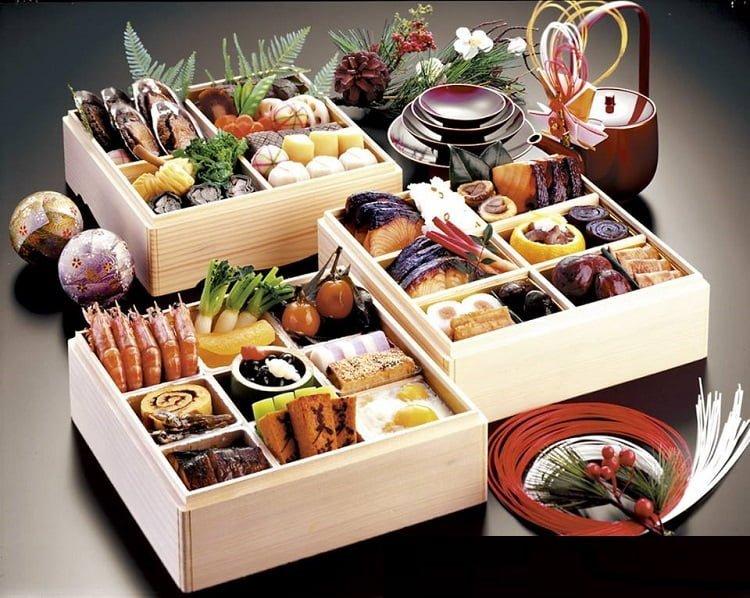 Lễ cúng tết của Nhật