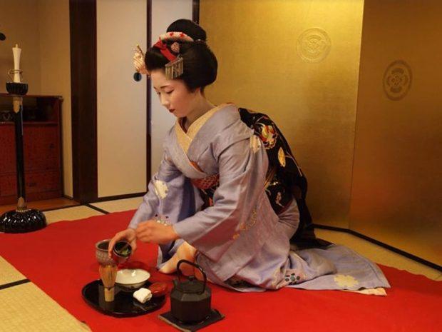 Trà đạo - Nét đẹp của văn hóa Nhật Bản - Du lịch Nhật Bản NHATBANAZ