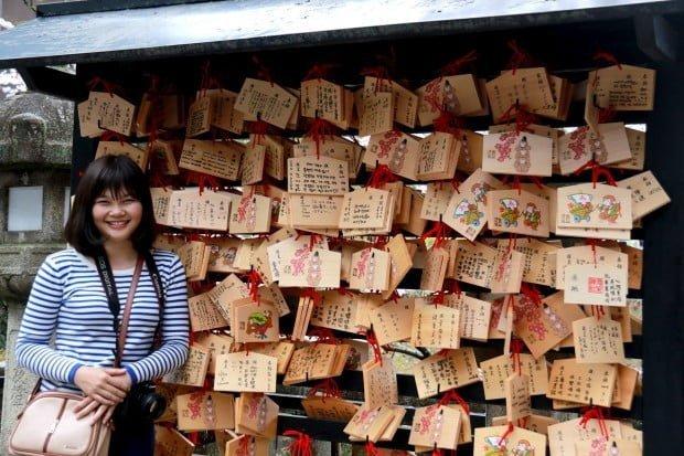 Em có một ước ao: làm sao để năm đi Nhật vài lần