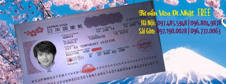 Tư vấn visa đi Nhật