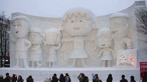 61st Sapporo Snow Festival 2010